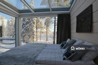 Overnachting Lapland