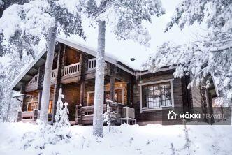 Een Mökki in Lapland