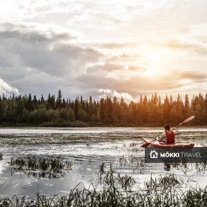 Kano in Ruka Oulanka
